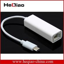 Promotion USB Ethernet Adapter 10/100Mbps Lan Network Card For Macbook