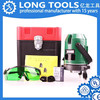 High quality automatic spirit mini multi line 5 line 6 point green beam laser level for flooring