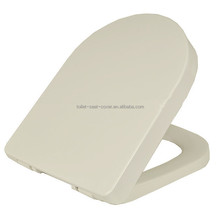 PP water closet lid in European style soft close