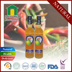 High quality to Europe market organic apple cider vinegar