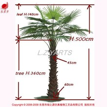 Artificial palm tree outdoor palm tree artificial palm for decor