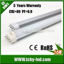Amazing sale 18w 2g11 compact fluorescent 2g11 with 3years factory price