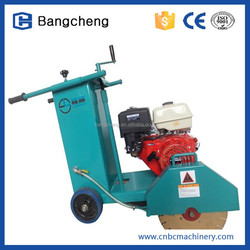 Honda asphalt road cutter , concrete saw , used concrete cutting machine