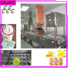 popular in greece plasticine packing machine play dough making machine