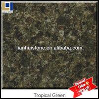 tropical green granite ,ocean green granite