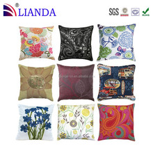 Decorative Multicolored Modern Outdoor Pillow