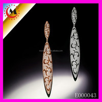 TRENDY EARRING WIRE DESIGN SILVER EARRING FINDING COPPER
