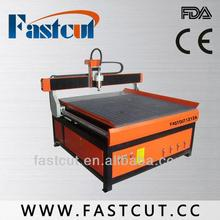 factory price on sale pressboard PVC iron glass metal plate oiling lubrication system inveter spindle 4 axes cnc router
