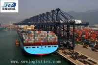 FCL/LCL Sea Shipping Logistics From China to the Greece