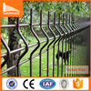 Factory cheap decorative metal fence panels / pvc coated metal fence panels