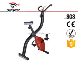 Hot sale body shaping magnetic fitness bike X bike hot sale folding home gym equipment