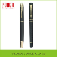 luxury business pen golden metal heavy expensive ballpoint Metal pen