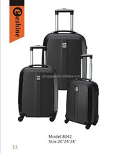 Good Quality Factory Direct Wheeled D-grey used luggage for sale