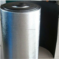 aluminum foil thermal insulation and reflective insulation blanket for ceiling