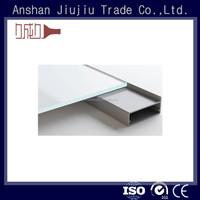 Quality guarantee aluminum profile extrusion for glass shower door