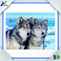 horse 3d photo image/3d lenticular picture