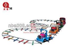 Cute Letter B Shape Track Mini Electric Train