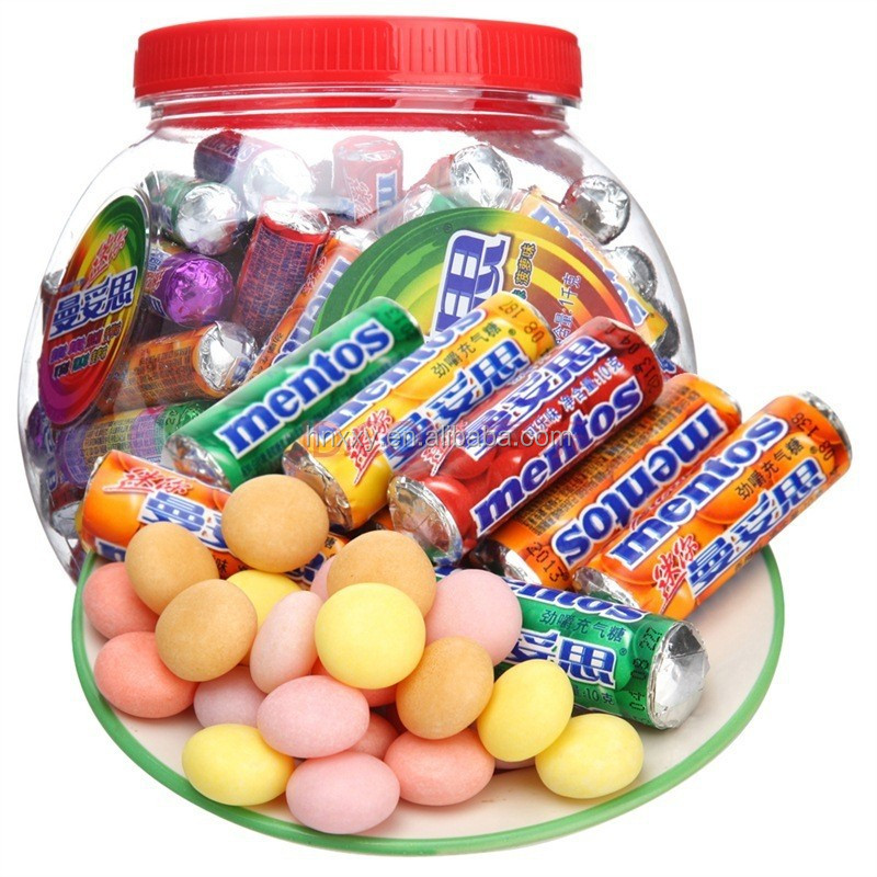 Mentos chewing-gum