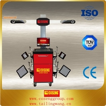 price for wheel alignment/wheel alignment used in automobile and motorcycles