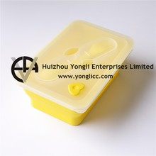 Safe Silicone Refrigerated Container Parts