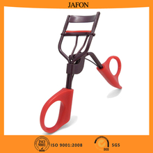 Hot-selling electric heated eyelash curler plastic handle