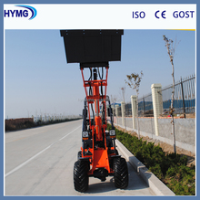 850kg small garden tractor loader with diferent attachement
