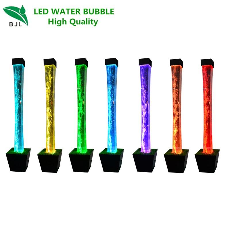 color changement led tube bulles de mariage lampe d coration autres clairage produits d. Black Bedroom Furniture Sets. Home Design Ideas