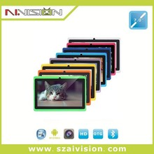 """7"""" cheapest tablet pc made in china Q88"""