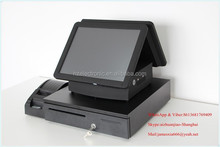 Slef-service payment with US credit/debit card POS System