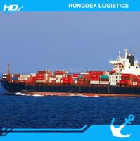 china to Chile sea freight forwarder logistics