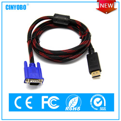 ROHS & CE certificate two injection usb vga display adapter
