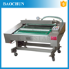 DZ1000 pepperoni continuous large vacuum packing machine