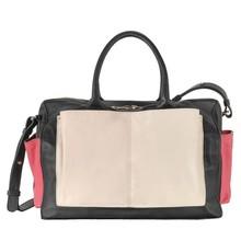 HD25-090 Fashion elegance ladies handbag PU leather 2015 blank tote bag
