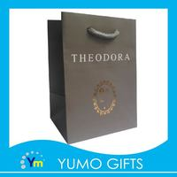 printing apparel packaging paper bag for shopping