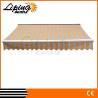 Retractable Awning Mechanism, Folding Awning Mechanism