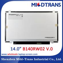 "New 14.0"" Slim Led Screen B140RW02 V.0 for Toshiba Laptop"