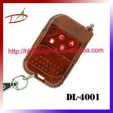 433mhz portable remote controller