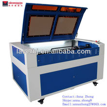 High processing precision 80w co2 laser engraving/cutting machine for sale