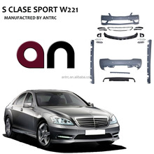 NEW S CLASS SPORT AMG STYLING 08-14 REPLACEMENT PARTS FOR MERCEDES BENZ