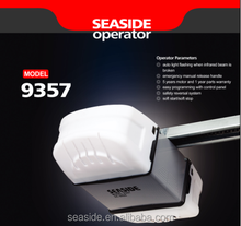 sectional garage door operator