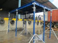 Kitsen Aluminum Slab Decking Formwork System Supplier