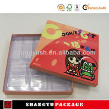 2012 newly design toy telephone/toys display paper boxes ,Printing paper package box for lipstick