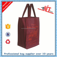 recycled non-woven fabric gift bags