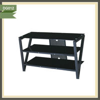 industrial furniture india cabinet tv lift wrought iron stand DG012