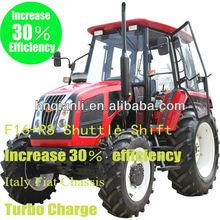 Barato granja tractor landini precio