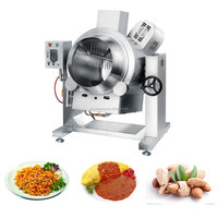 XYCGW1 Automatic rice cooking,noodle cooking machine with agitator