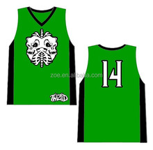 wholesale short sleeve custom sublimation cheap international team basketball jersey