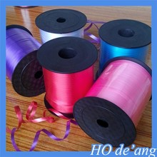 2015 Hot selling decorative ribbons wholesale balloons accessories colorful curling ribbon balloon rope