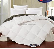 100% White Duck/Goose Feather Quilt/ Comforter/duvet