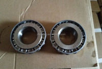 Reducer Single Row bearing 20*47*14 Tapered Roller Bearing 30204
